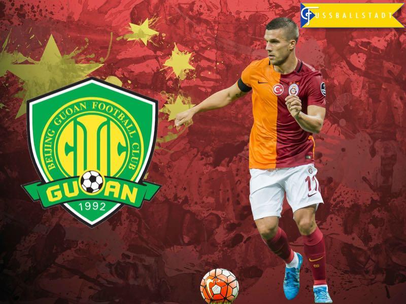 Lukas Podolski – Pay day in Beijing?