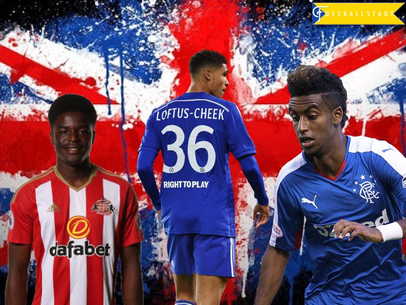 Zelalem and Co. – Four Academy Players to Watch