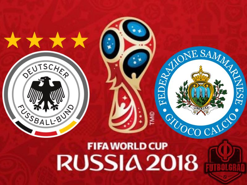 Germany vs San Marino – World Cup Qualification Preview