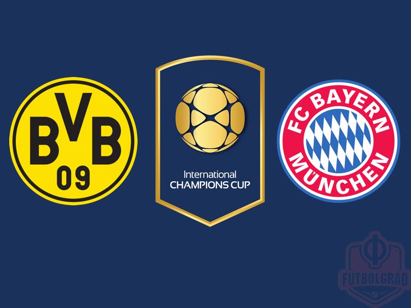 The Bundesliga and the International Champions Cup – A Fine Line Between Success and Marketing