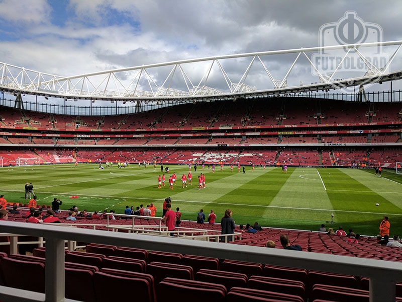 Arsenal vs Eintracht Frankfurt will take place a the the Emirates Stadium in London (Chris Williams/ Futbolgrad Network)