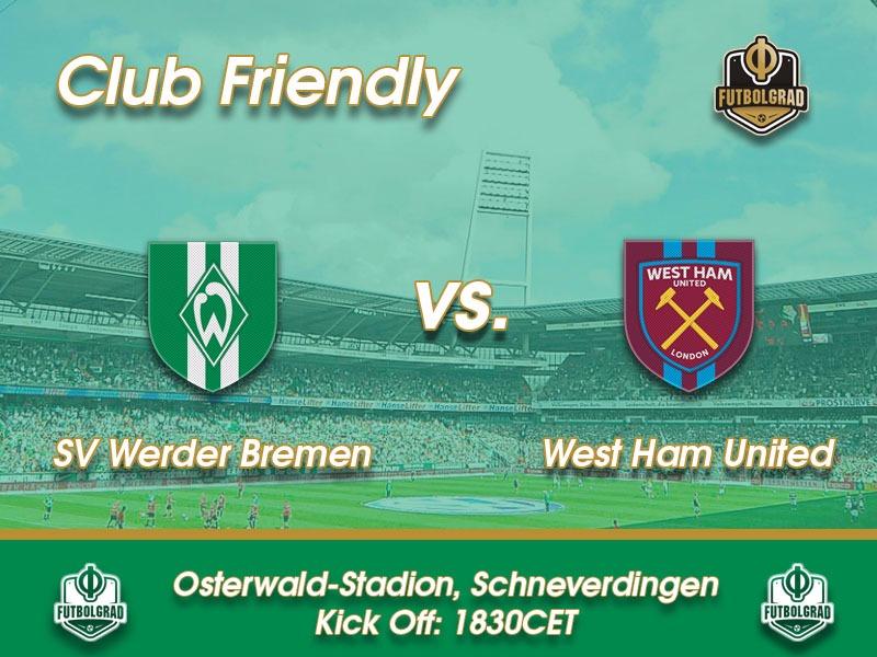 Werder Bremen vs West Ham United – Live
