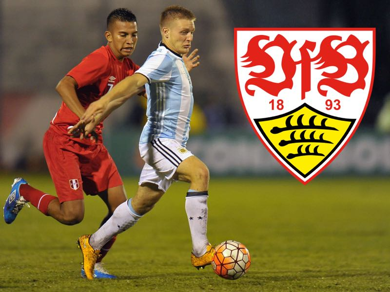 Santiago Ascacibar – Introducing VfB Stuttgart's Record Transfer