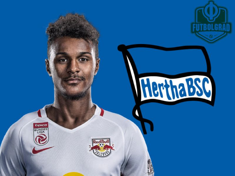 Valentino Lazaro – Hertha Berlin's Austrian Signing Examined