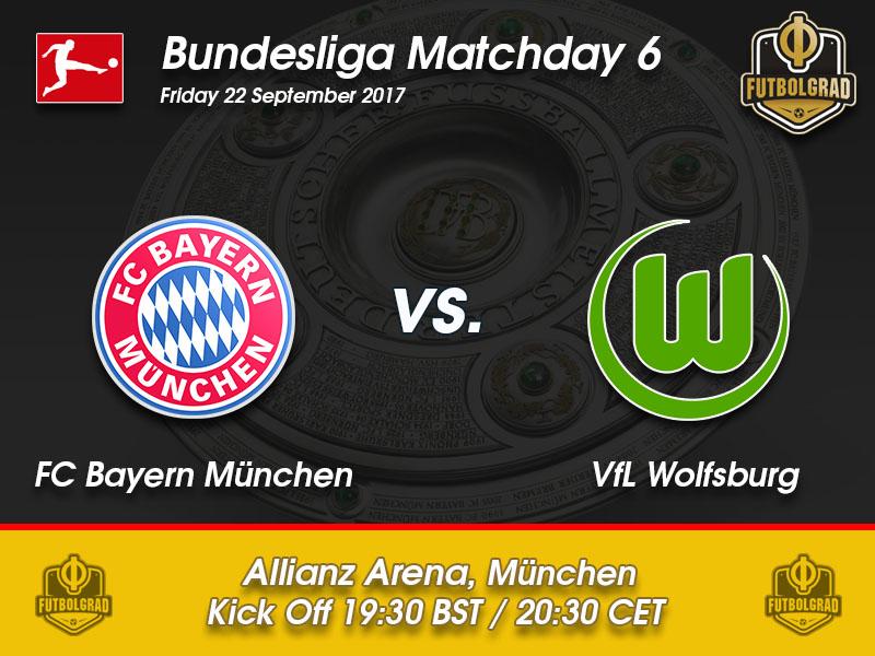 Bayern vs Wolfsburg – Bundesliga Preview