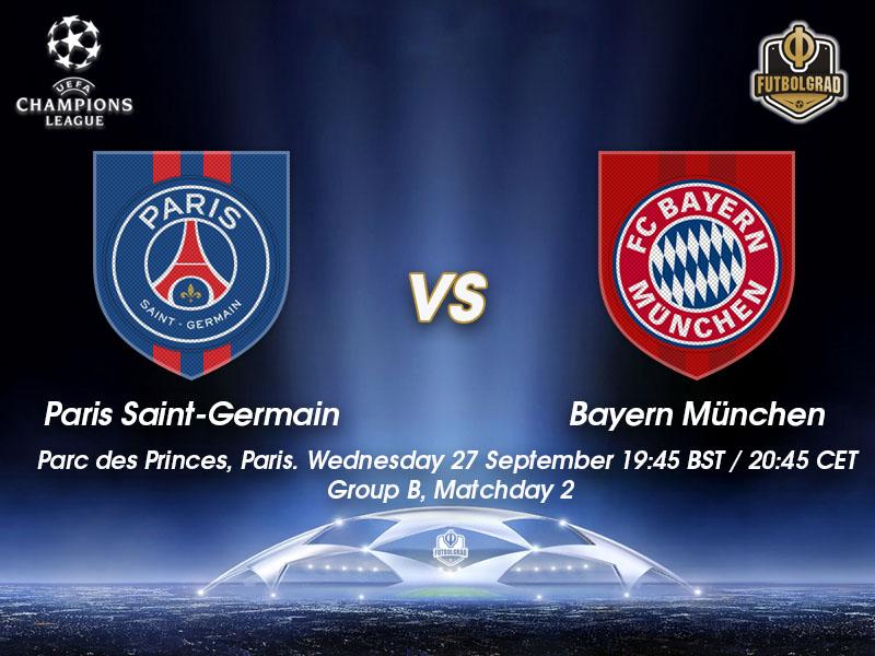 Paris Saint-Germain vs Bayern München – Champions League Preview