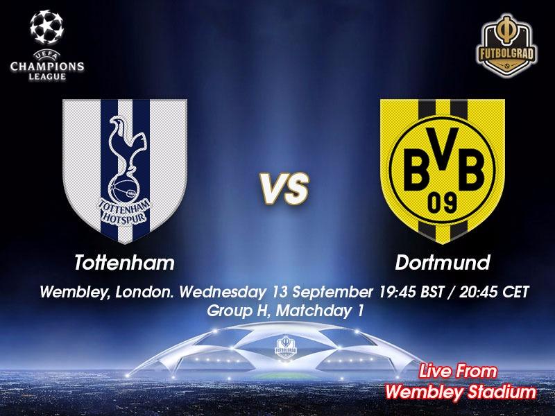Tottenham vs Borussia Dortmund – Match Report