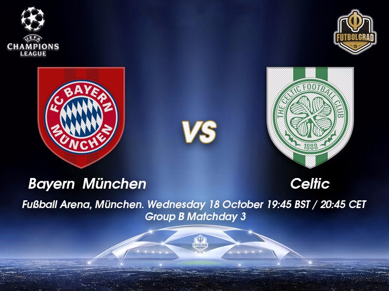 Bayern vs Celtic – Champions League Preview