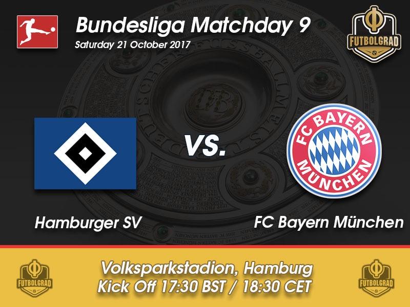 Hamburg vs Bayern – Bundesliga Preview