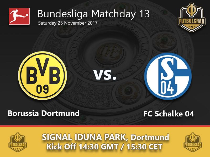 Borussia Dortmund vs Schalke – The Revierderby Preview