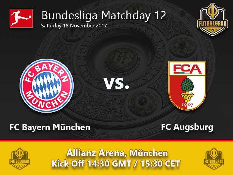 Bayern München vs Augsburg – Bundesliga Preview