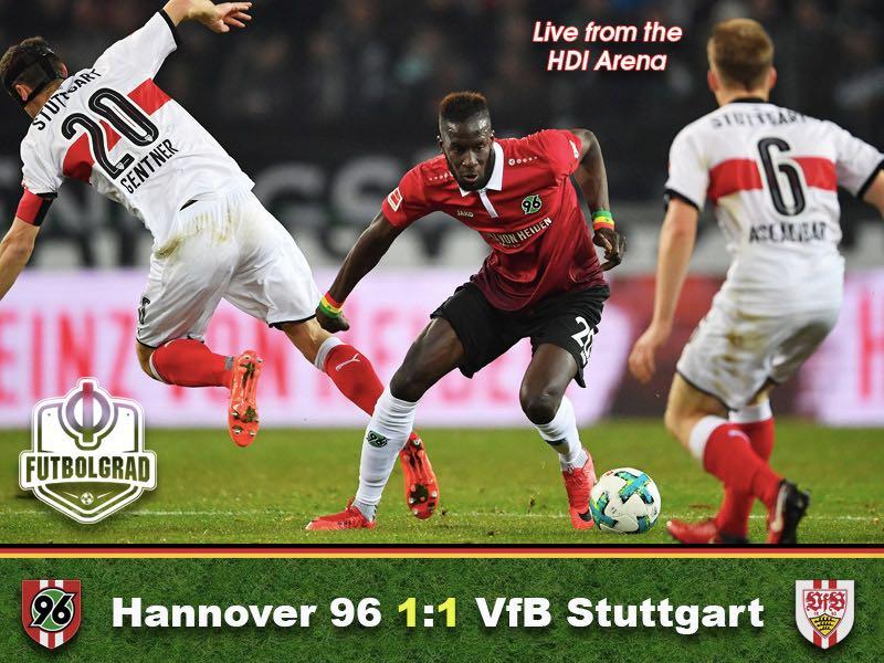 Hannover 96 Vs Vfb Stuttgart