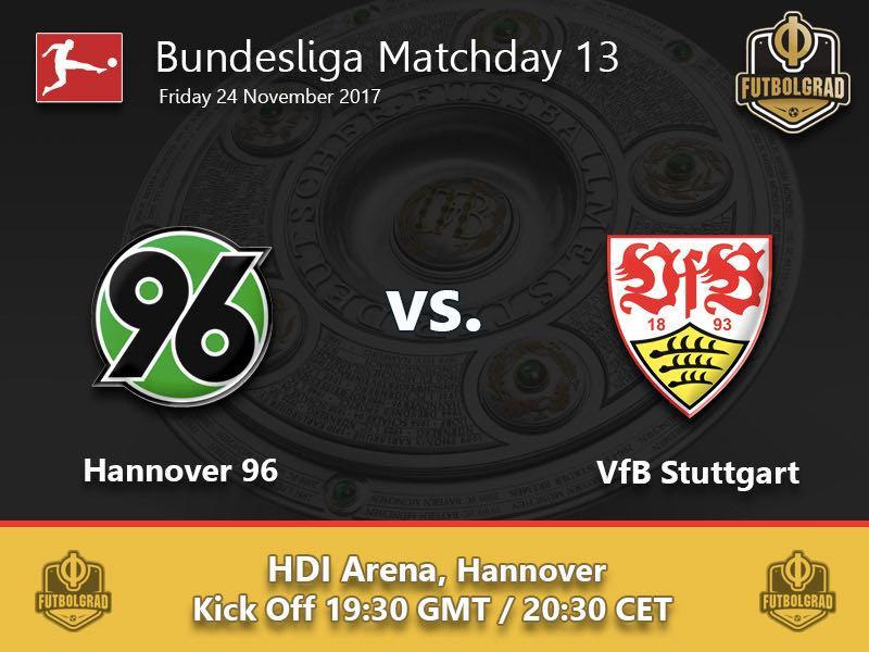 Hannover vs Stuttgart – Bundesliga – Preview