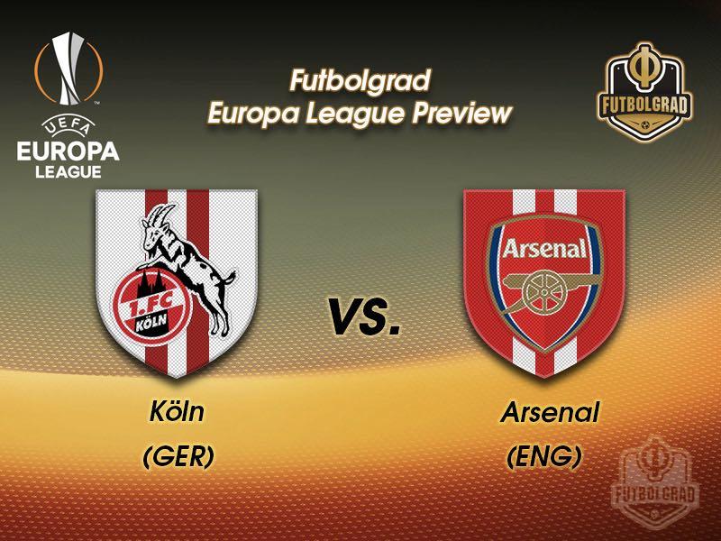 Köln vs Arsenal – Europa League – Preview