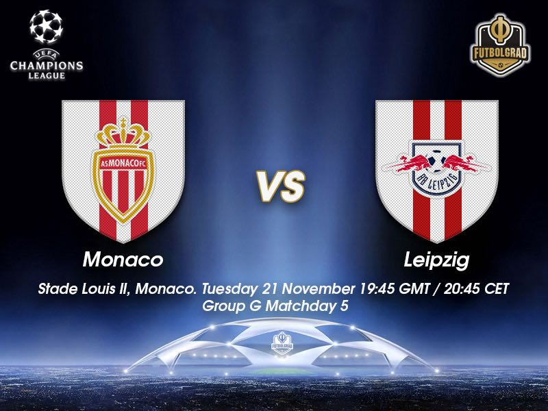 Monaco vs RB Leipzig – Champions League – Preview
