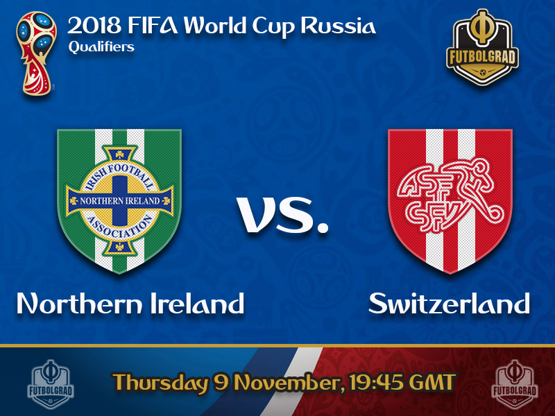 Northern Ireland v Switzerland – Match Report