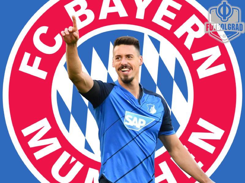 Sandro Wagner Bayern