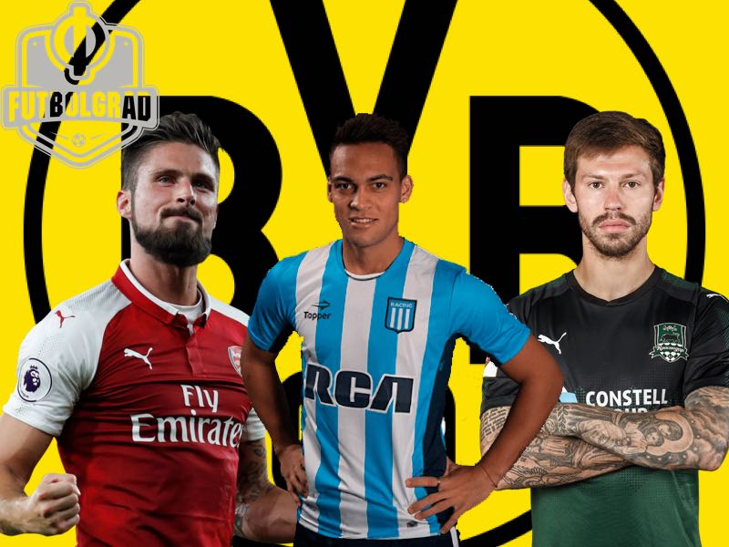 A Question of Strategy – How Could BVB Replace Aubameyang?