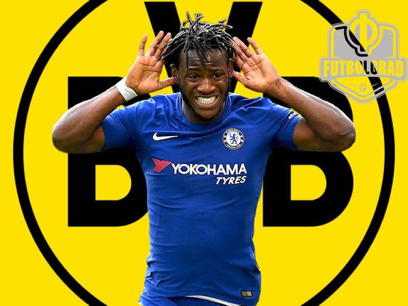 Michy Batshuayi – A Stopgap Measure for Dortmund