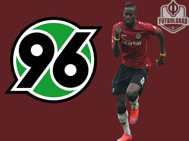 Salif Sané – Hannover 96's Defensive Rock
