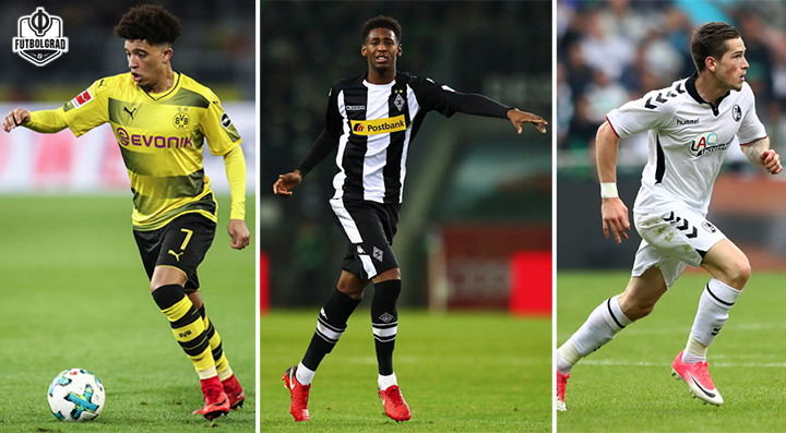 English talent – Under the Bundesliga microscope