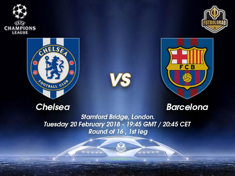 Chelsea vs Barcelona – Champions League – Preview