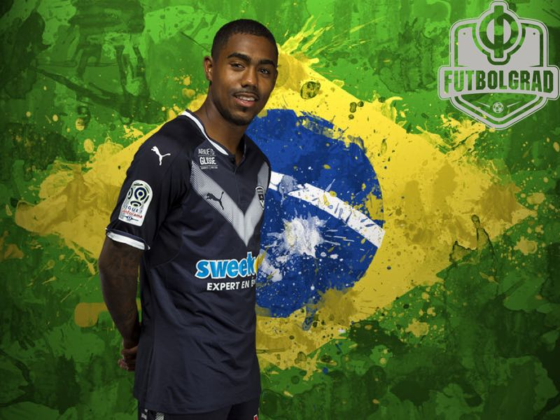 Malcom – Can he replace Frank Ribéry and Arjen Robben?