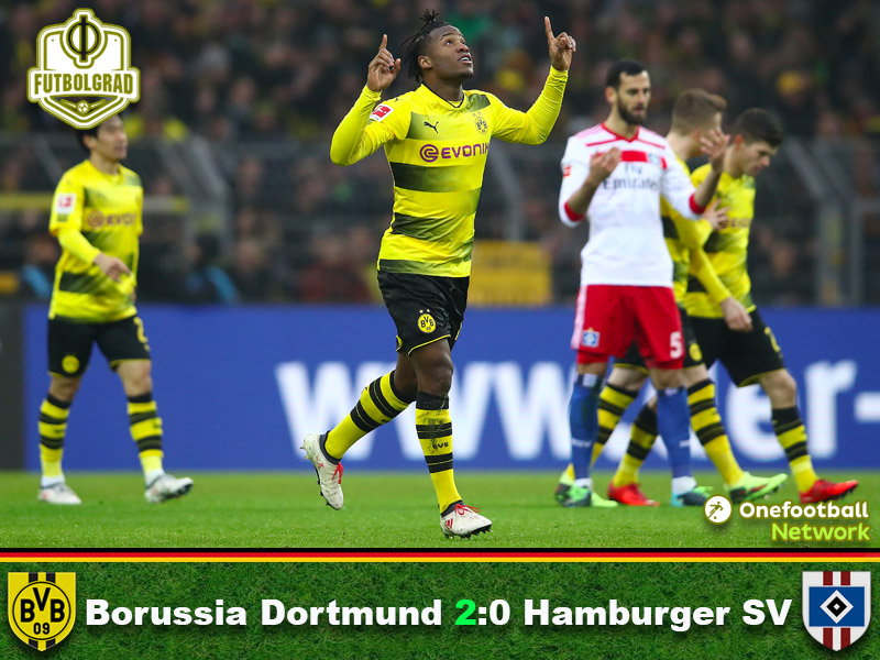 Dortmund vs Hamburg – Match Report
