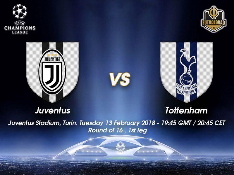 Juventus vs Tottenham – Champions League – Preview