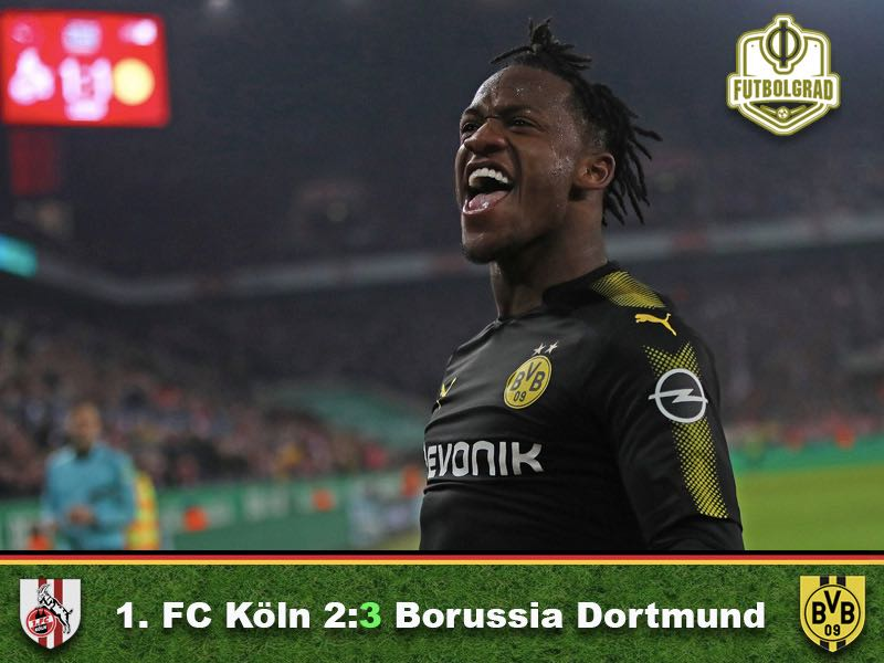 1.FC Köln vs Dortmund – Match Report