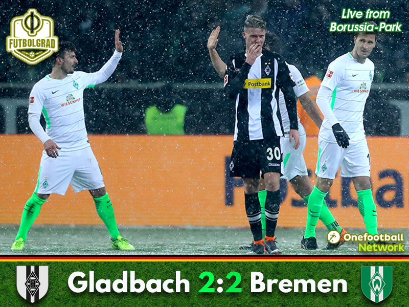 Gladbach vs Bremen – Bundesliga – Match Report