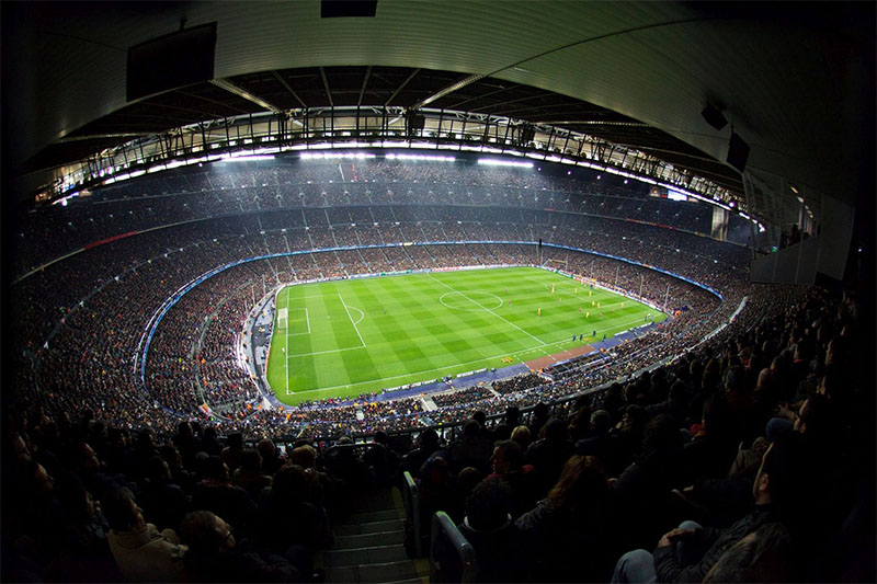 Barcelona vs Liverpool will take place at the Camp Nou in Barcelona.