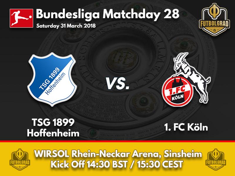 Hoffenheim vs Köln – Bundesliga Preview
