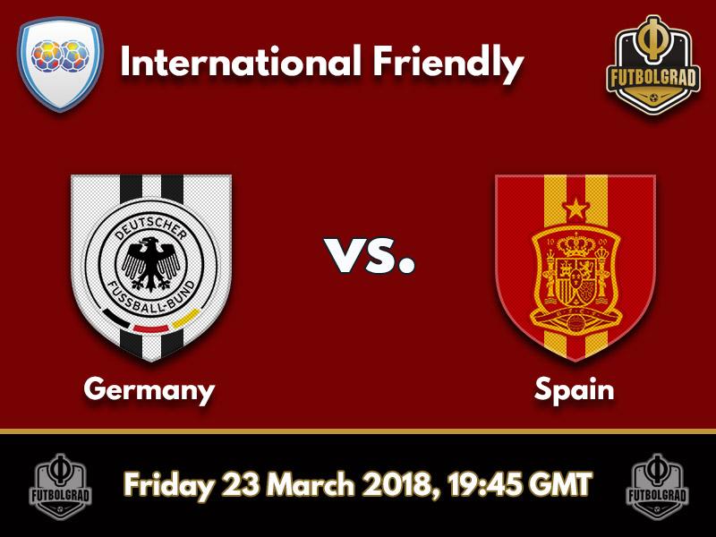 Germany vs Spain – International Friendly – Preview