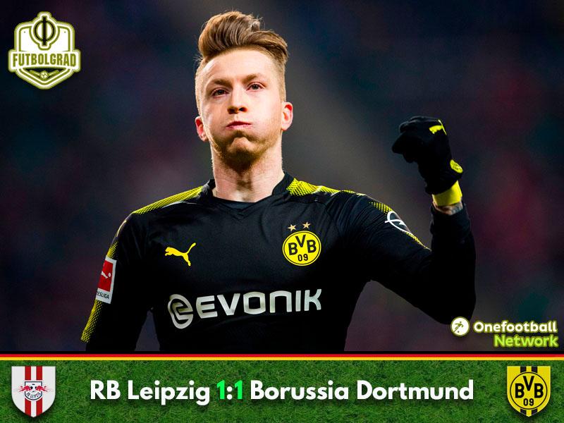 Leipzig vs Dortmund – Bundesliga – Match Report