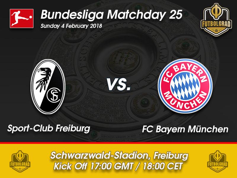 Freiburg vs Bayern München – Bundesliga – Preview