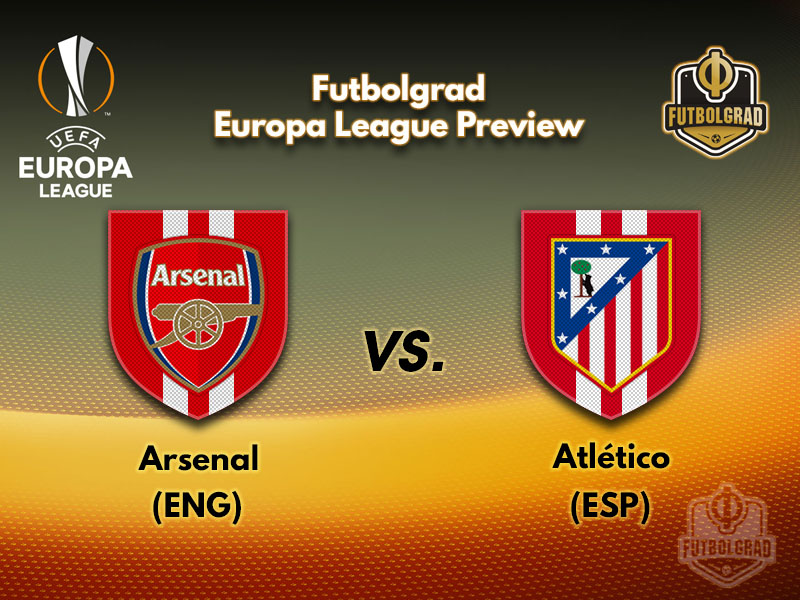 Arsenal face tough Atlético Madrid challenge in the Europa League