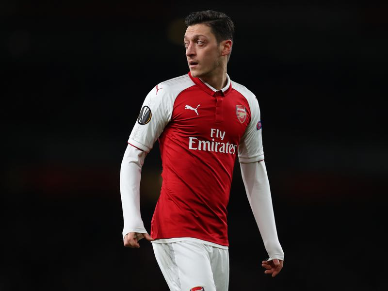 Mesut Özil will be Arsenal's key player. (Photo by Catherine Ivill/Getty Images)