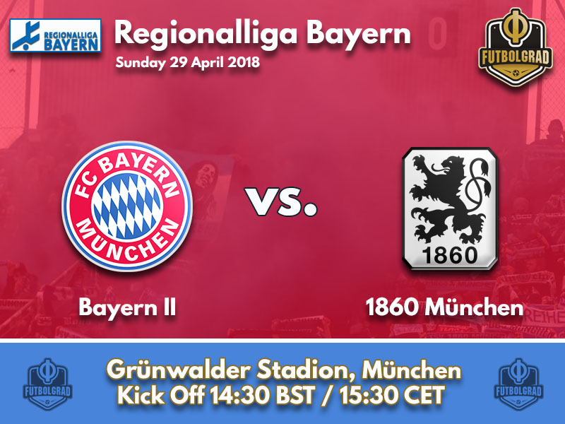 1860 seek to wrap up the title against Bayern II in the Munich derby