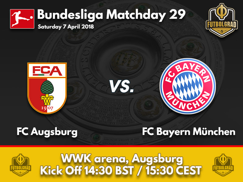 Augsburg vs Bayern München – Bundesliga – Preview