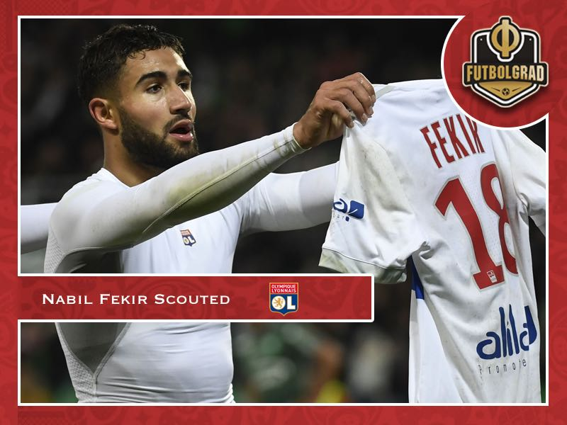 Nabil Fekir – Olympique Lyon's Attacking Maestro Scouted