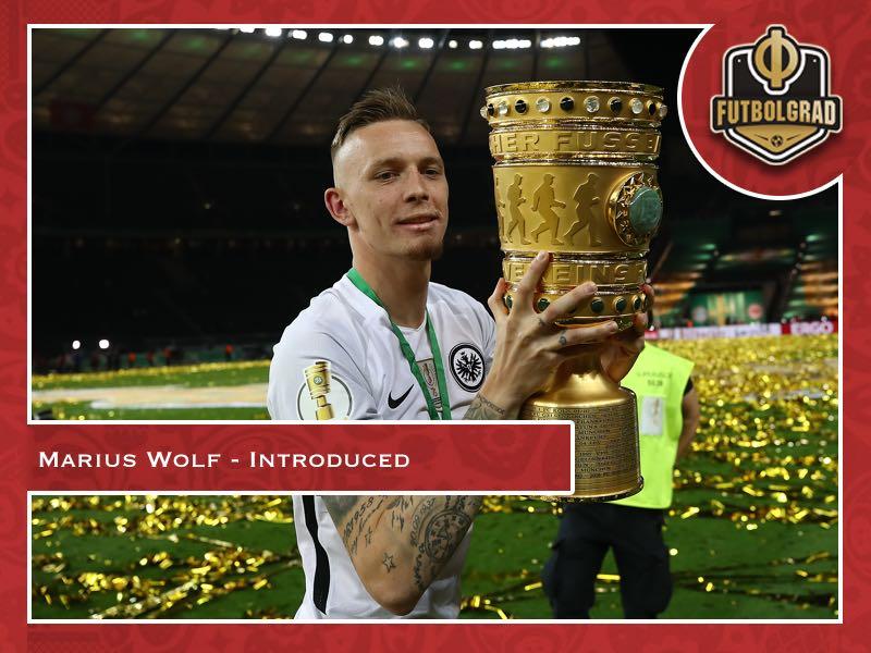 Marius Wolf – Borussia Dortmund's new signing introduced