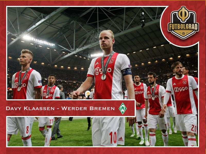 Davy Klaassen – Werder go all in to make record signing