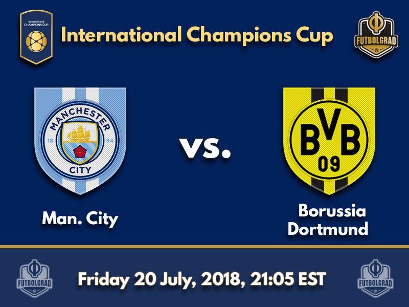 Manchester City Vs Borussia Dortmund ICC Preview