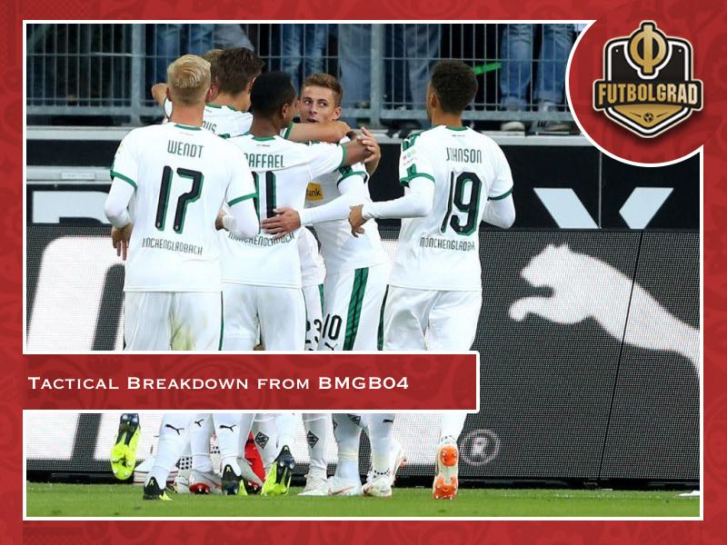 Gladbach off to a flier as Leverkusen stutter in front of goal