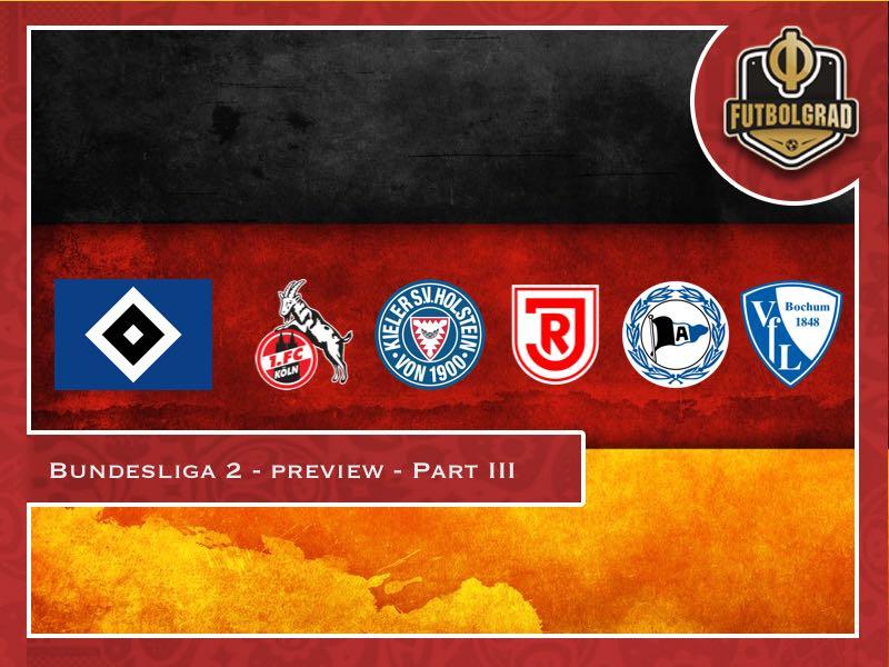 Bundesliga 2 – 2018/19 Season Preview – Part III