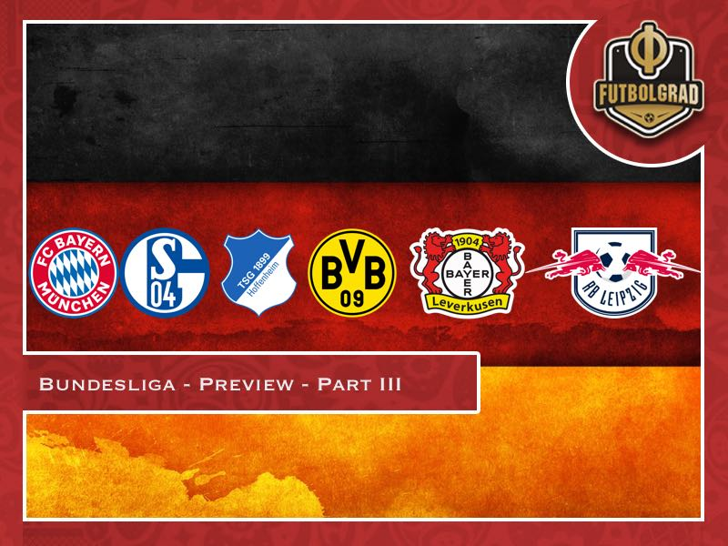Bundesliga – 2018/19 Season Preview – Part III