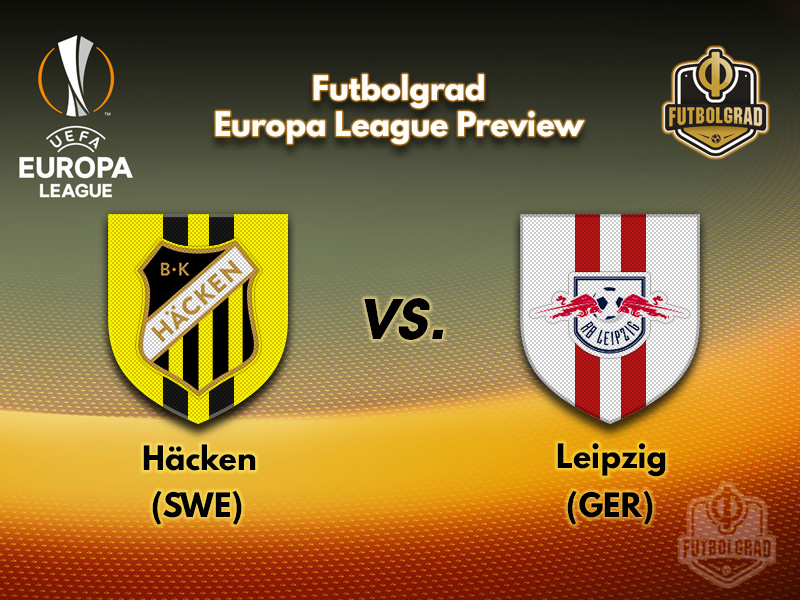 Over before it starts? Leipzig take a four goal lead to Häcken