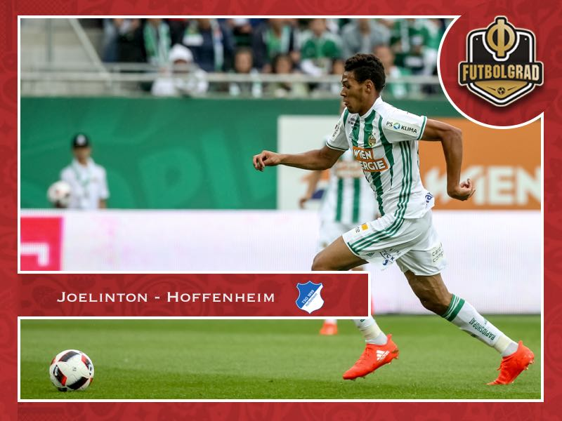 Joelinton – A second chance for the Hoffenheim striker