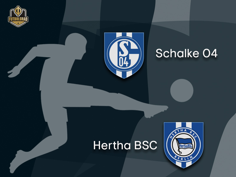 Schalke look to return to their winning ways when they face Hertha on matchday 2